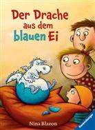 Nina Blazon, Dorota Wünsch, Dorota Wünsch - Der Drache aus dem blauen Ei
