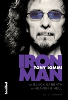 Iommi Iommi, Tony Iommi, TJ Lammers, Tommi Iommi, Alan Tepper - Iron Man