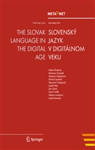 Geor Rehm, Georg Rehm, Uszkoreit, Hans Uszkoreit - The Slovak Language in the Digital Age