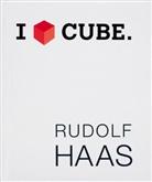 Peter Baum, Rudolf Haas, F. Jaunin, D. et al. Junod-Sugnaux - Rudolf Haas. I CUBE (D/F)