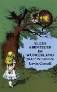 Lewis Carroll, John Tenniel, John Tenniel - Alice in Wonderland - Dual Language German