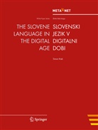 Geor Rehm, Georg Rehm, Uszkoreit, Hans Uszkoreit - The Slovene Language in the Digital Age