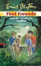 Enid Blyton, Silvia Christoph - Fünf Freunde und der rätselhafte Friedhof, Jubiläumsausgabe