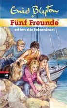 Enid Blyton, Silvia Christoph - Fünf Freunde retten die Felseninsel, Jubiläums-Ausgabe