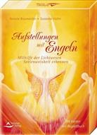 Renate Baumeister, Susanne Hühn - Aufstellungen mit Engeln, Engelkarten m. Buch