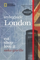 Saska Graville, Jessica Reftel Evans, Martin Reftel - Styleguide London