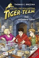 Thomas Brezina, Thomas C Brezina, Thomas C. Brezina, Naomi Fearn - Ein Fall für dich und das Tiger-Team - Das verbotene Labor