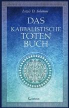 Solomon Lewis D, Lewis D Solomon, Lewis D. Solomon - Das kabbalistische Totenbuch