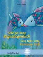 359595, Marcus Pfister - Schlaf gut, kleiner Regenbogenfisch: Deutsch-Englisch