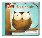 Paul Friester, Udo Weigelt, Gabriele Blum, Ursula Illert, Santiago Ziesmer - Heule Eule, 1 Audio-CD (Hörbuch)