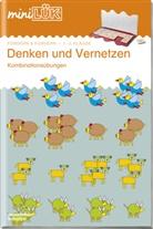 Michael Junga, Heinz Vogel - mini LÜK, Übungshefte: Denken und Vernetzen: Kombinationsübungen, 1. bis. 3. Schuljahr