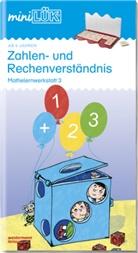 Heiner Müller, Heinz Vogel - mini LÜK, Übungshefte: Mathelernwerkstatt 3: Zahlen- und Rechenverständnis