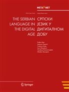 Geor Rehm, Georg Rehm, Uszkoreit, Hans Uszkoreit - The Serbian Language in the Digital Age