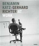 Dieter Elger, Benjamin Katz, Pa Moorhouse, Paul Moorhouse, Gerhard Richter, Stephan von Wiese... - Benjamin Katz. Gerhard Richter at work