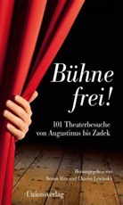 Bruno Hitz, Charles Lewinsky, Hit, Brun Hitz, Bruno Hitz, Lewinsk... - Bühne frei!