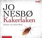 Jo Nesbo, Jo Nesbø, Achim Buch - Kakerlaken, 5 Audio-CDs (Hörbuch)