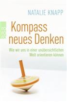 Natalie Knapp - Kompass neues Denken