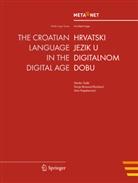 Geor Rehm, Georg Rehm, Uszkoreit, Hans Uszkoreit - The Croatian Language in the Digital Age