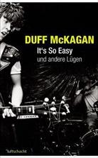 Duff McKagan - It's So Easy und andere Lügen
