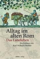 Karl Wilhelm Weeber - Alltag im Alten Rom: Das Landleben