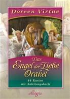 Doreen Virtue - Das Engel der Liebe-Orakel, Orakelkarten