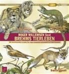 Alfred E. Brehm, Alfred Edmund Brehm, Roger Willemsen - Brehms Tierleben, 1 MP3-CD, 1 Audio-CD, (Hörbuch)