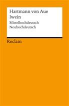 Hartmann von Aue, Hartmann von Aue, Hartmann von Aue, Hartmann Hartmann von Aue, Rüdige Krohn, Rüdiger Krohn - Iwein