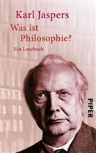 Karl Jaspers, Han Saner, Hans Saner - Was ist Philosophie?