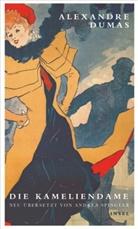Alexandre Dumas, Alexandre (d J ) Dumas, Alexandre (d. J.) Dumas, Alexandre Dumas (d. J.) - Die Kameliendame