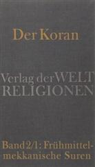 Angelik Neuwirth, Angelika Neuwirth - Der Koran. Bd.2/1