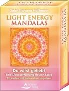 Gaby S. Hoffmann, Gaby Sh. Hoffmann, Gaby Shayana Hoffmann - Light Energy Mandalas