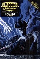 William Shakespeare - Classics Illustrated: Hamlet, Engl. ed.