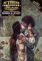 William Shakespeare - Classics Illustrated: Romeo and Juliet