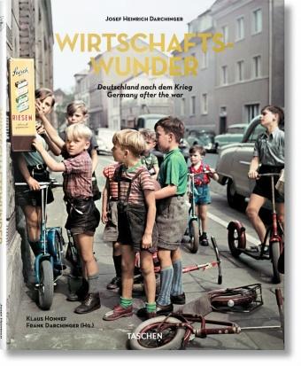Darchinge, Frank Darchinger, Josef Heinrich Darchinger, Josef 'Jupp' H. Darchinger,  Honnef, Klau Honnef... - 25 wirtschaftswunder