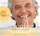 Clemens Kuby, Christian Baumann, Clemens Kuby, Andreas Neumann - Selbstheilung, 3 Audio-CD (Hörbuch)
