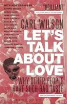 Carl Wilson, Wilson Carl - Let's Talk About Love