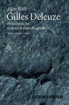 Marc Rölli - Gilles Deleuze