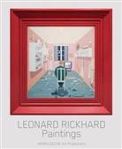 Herber, Marti Herbert, Martin Herbert, Rickhard. Leonard, Thorkildsen, Asmund Thorkildsen... - Leonard Rickhard: Paintings