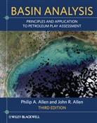 Alle, Allen, John R Allen, John R. Allen, P. A. Allen, Philip Allen... - Basin Analysis