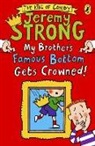 Jeremy Strong, Strong Jeremy - My Brother's Famous Bottom Gets Crowned!