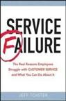 Jeff Toister - Service Failure