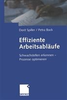 Petra Bock, Dori Spiller, Dorit Spiller - Effiziente Arbeitsabläufe