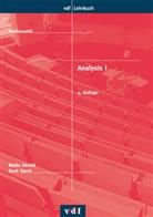 Meike Akveld, René Sperb - Analysis - Bd.I: Mathematik