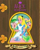 Lewis Carroll, Walt Disney - Alice im Wunderland
