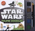 April Chorba, Michael Sherman, Klutz, The Editors of Klutz - Star Wars Thumb Doodles