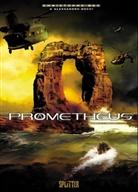 Be, Christophe Bec, RAFFAELE, Stefano Raffaele - Prometheus - Bd.6: Prometheus - Arche