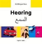 Milet, Milet Publishing, Milet Publishing Ltd - My Bilingual Book Hearing Arabicenglish