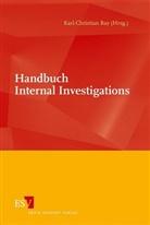Karl-Christia Bay, Karl-Christian Bay - Handbuch Internal Investigations