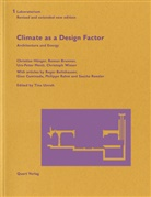 Roman Brunner, Christian Hönger, Urs-Pe Menti, Urs-Peter Menti, Christoph Wieser, /... - Climate as a Design Factor