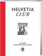 Daniel Anker - 150 Jahre Schweizer Alpen-Club SAC